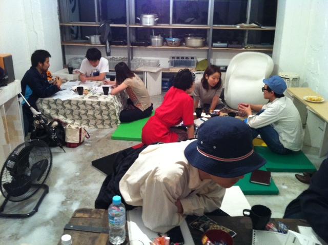 2011.5.26 未来食堂2_a0184716_18353660.jpg