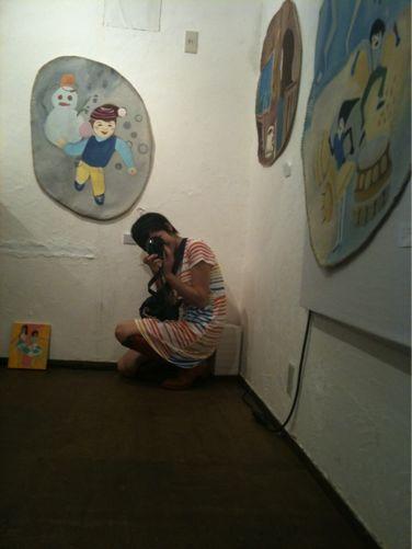 アサイヒロミちゃん個展。_c0177527_22161290.jpg