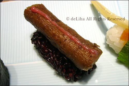 <野菜寿し ポタジエ>・野菜のお寿司が美味しい♪_c0131054_2210190.jpg
