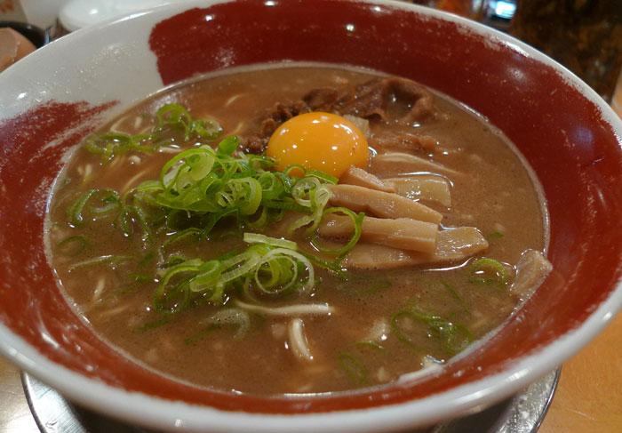 徳島ラーメン 麺王 神戸大津和店 @ 伊川谷_e0024756_140985.jpg