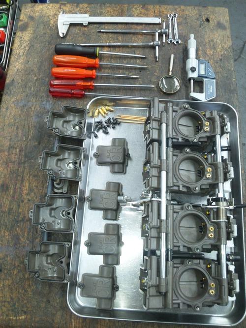 GPZ900RにFCR37装着!・・・セッティングでござる。_a0163159_2221136.jpg