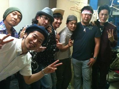 UMISAKURA MUSIC FESTIVAL 2011  SMILE & POWER  LIVE_c0227168_9224958.jpg