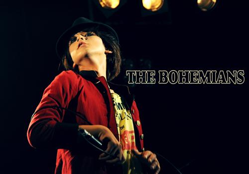 THE BOHEMIANS、アルバム『憧れられたい』でデビュー決定_e0197970_2242524.jpg