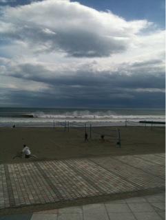 海が!_d0118072_14315814.jpg