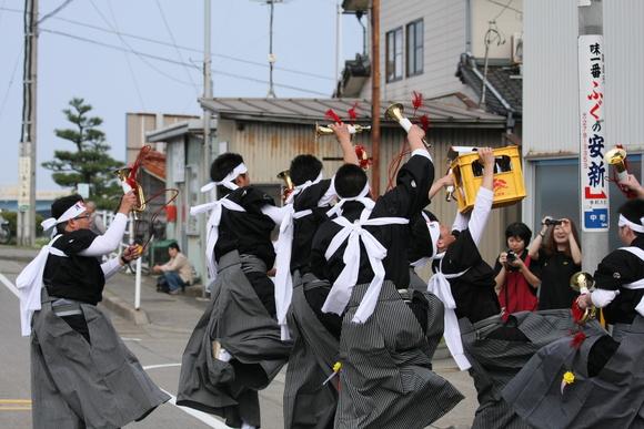 石川 美川おかえり祭 あんやとうの舞_c0196076_11223611.jpg