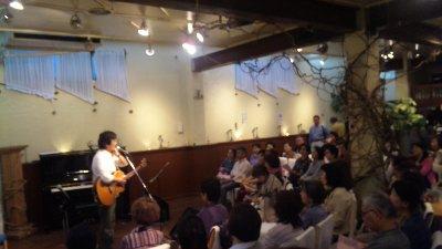 東日本震災支援チャリティーコンサート@フェリシア_d0168331_22313262.jpg