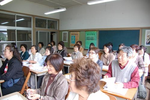 「武生高校同窓会関西支部女性の会:大人の林間学校」_c0108460_22293086.jpg