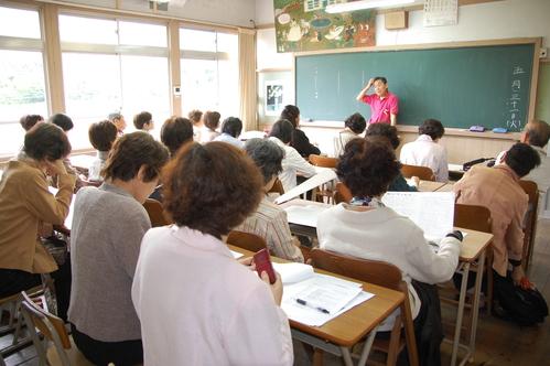 「武生高校同窓会関西支部女性の会:大人の林間学校」_c0108460_2230026.jpg