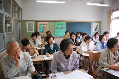 「武生高校同窓会関西支部女性の会:大人の林間学校」_c0108460_22303726.jpg
