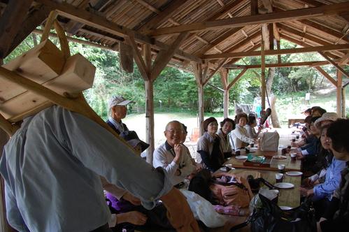 「武生高校同窓会関西支部女性の会:大人の林間学校」_c0108460_22595444.jpg