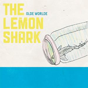 OLDE WORLDE、7月6日発売 2ndアルバム『THE LEMON SHARK』自身書き下ろしイラストによるジャケットを公開_e0197970_1638281.jpg