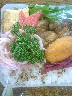 お弁当とお試し♪_d0034988_8204172.jpg