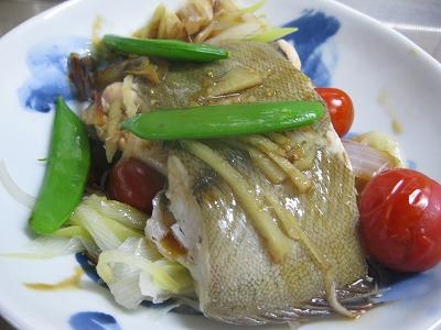 白身魚の中華蒸し♪_f0116812_8511577.jpg