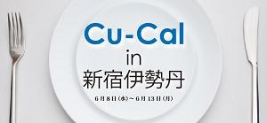 """<私たちのブルーベリーが使われます>Cu-Cal in ISETAN  チアアップ!ニッポンの\""""食\""""展  新宿 伊勢丹_c0123523_2320289.jpg"""