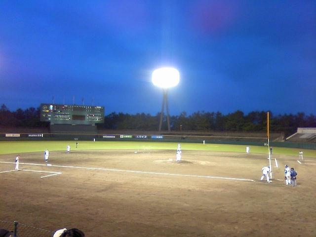 北國銀行プレゼンツ 巨人@石川の野球観戦_b0112351_1154677.jpg