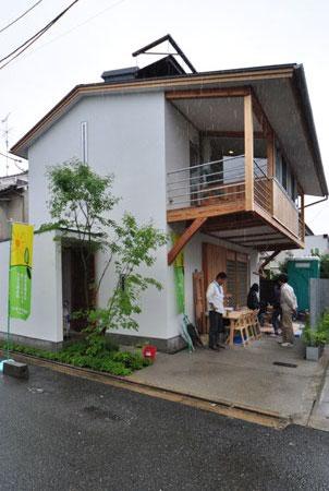 住い手さんのお宅見学会「桂 艮(うしとら)の家」_e0164563_140575.jpg