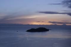 虹と夕日のギフト_e0220493_055081.jpg