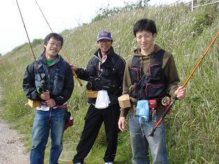 ★黒鯛が釣れるところ・・★_e0147297_0171391.jpg