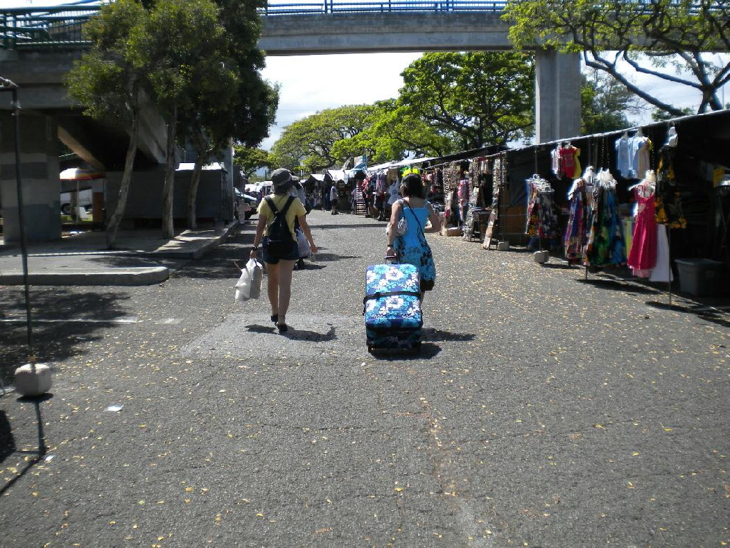 2011 1泊3日HAWAII旅行記~アロハスタジアムスワップミート~_f0011498_11284529.jpg