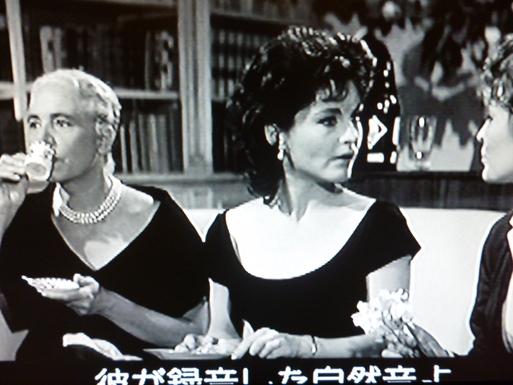 LA  DOLCE VITA  (甘い生活)・・・60年代セレブのlittle  black dress_b0210699_0171914.jpg