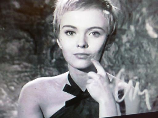 LA  DOLCE VITA  (甘い生活)・・・60年代セレブのlittle  black dress_b0210699_141305.jpg