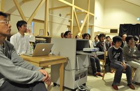 飯塚達央さんによる被災地支援報告会に参加してきました_b0187229_1455364.jpg