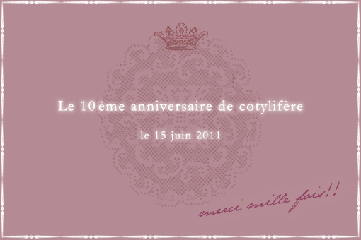 cotylifere 10th anniversary PARTY!!_e0073946_23283845.jpg