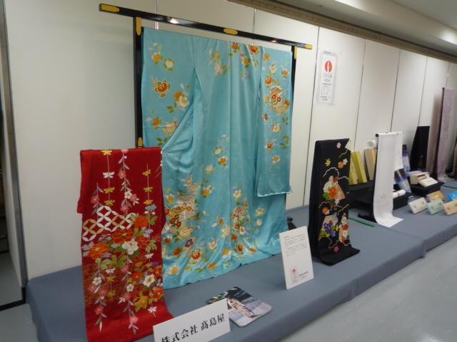 純国産絹製品展・美智子皇后のご養蚕。_f0181251_19235645.jpg
