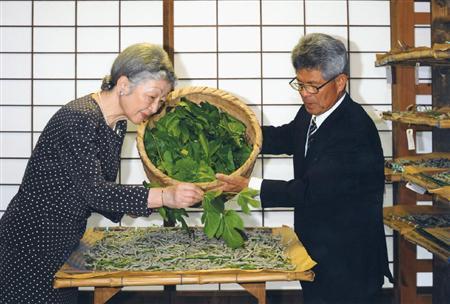 純国産絹製品展・美智子皇后のご養蚕。_f0181251_19454160.jpg