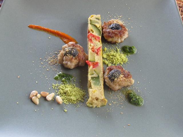 6月の料理「夏野菜のパステル」_d0177560_2218429.jpg