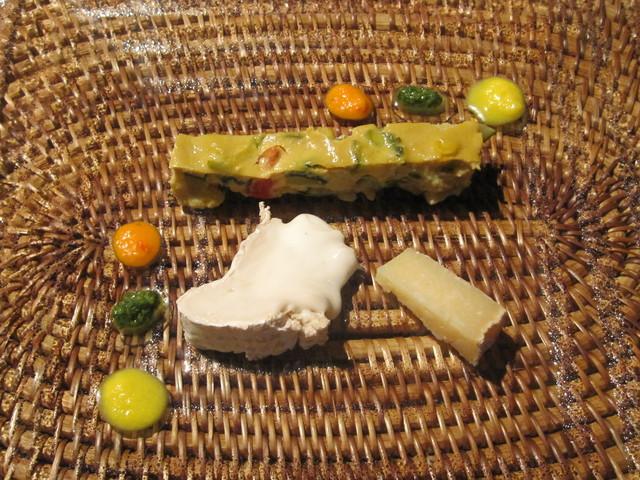 6月の料理「夏野菜のパステル」_d0177560_22273270.jpg