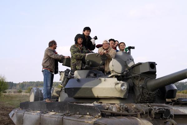 戦車、すんげぇ~!_f0145483_185411.jpg