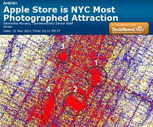 今、ニューヨークで一番人気の写真スポットは、こんな意外な場所でした_b0007805_2253522.jpg