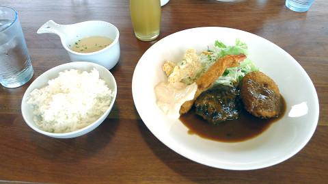 洋食 よだれ道_a0165510_2313308.jpg