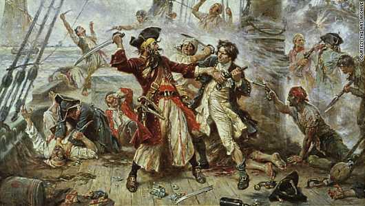 「カリブの海賊」もまたただの駒に過ぎなかった!:英米政治の古典的ストーリー!_e0171614_13432234.jpg