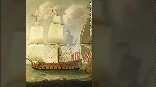「カリブの海賊」もまたただの駒に過ぎなかった!:英米政治の古典的ストーリー!_e0171614_13454480.jpg
