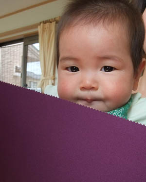 赤ちゃんとキッズのパーソナルカラー診断♪_d0116430_21463274.jpg