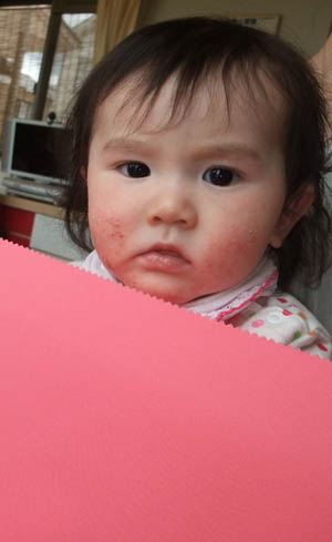 赤ちゃんとキッズのパーソナルカラー診断♪_d0116430_214703.jpg