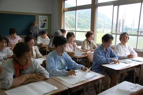 「第5回ほほえみ:大人の林間学校」_c0108460_2131461.jpg
