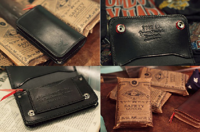 Larry Smith x SSDD Truckers Wallet_d0101000_13261993.jpg