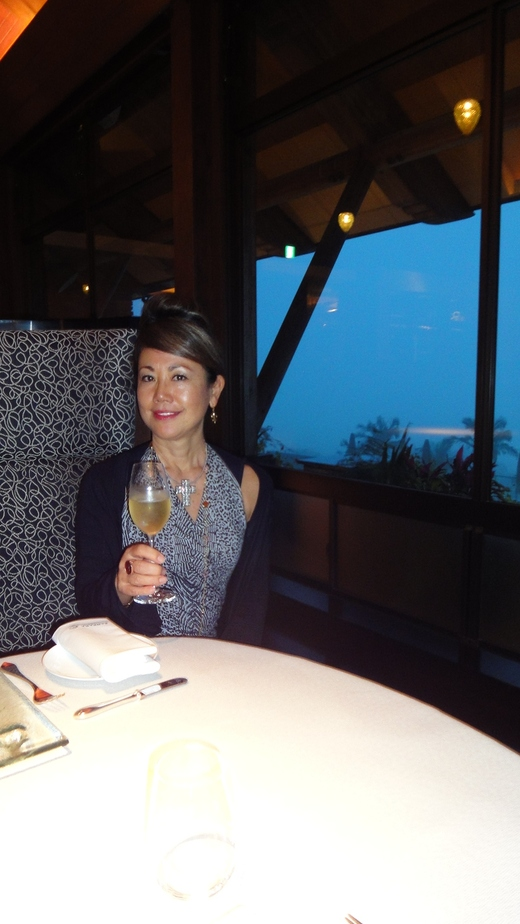 サンカラ ホテル&スパ 屋久島 (3) レストラン編 1日目_f0215324_23375354.jpg