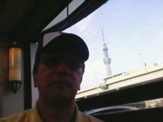水上バスからスカイツリー_b0077636_19304151.jpg