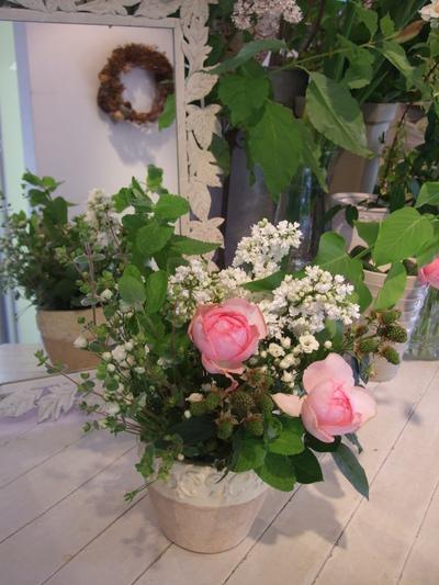 オークリーフ花の教室(ライラックのお教室❀)_f0049672_19105196.jpg