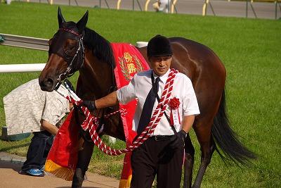 ユニコーンS(GIII)はアイアムアクトレスが、12年振り牝馬史上2頭目のV _b0015386_211521.jpg