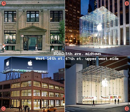 アメリカで急成長中の小売店、アップル・ストアから未来を描こう!!!_b0007805_21353382.jpg