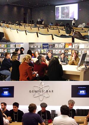 アメリカで急成長中の小売店、アップル・ストアから未来を描こう!!!_b0007805_23493830.jpg