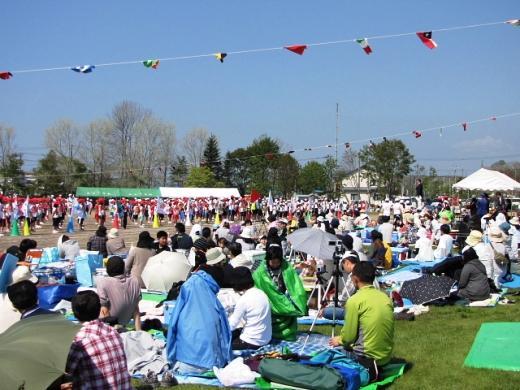 2011年6月4日(土):運動会でした_e0062415_1823172.jpg