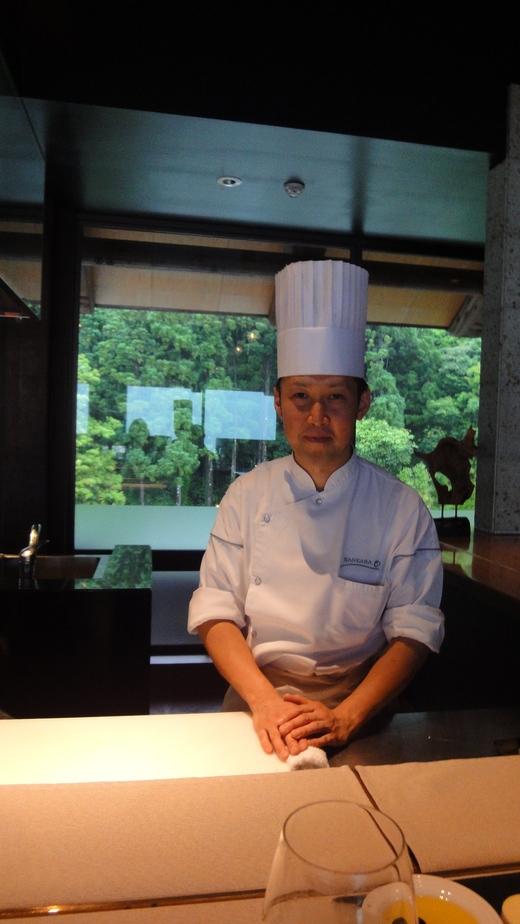 サンカラ ホテル&スパ 屋久島 (3) レストラン編 1日目_f0215324_010449.jpg