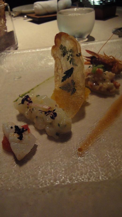 サンカラ ホテル&スパ 屋久島 (3) レストラン編 1日目_f0215324_026614.jpg
