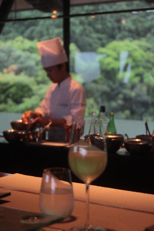 サンカラ ホテル&スパ 屋久島 (4) レストラン編 2日目_f0215324_10495465.jpg